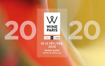 Wine Paris, c'est parti ! 10-12 fév. 2020