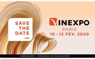 Le Château Léognan à Vinexpo Paris – 10 au 12 février 2020